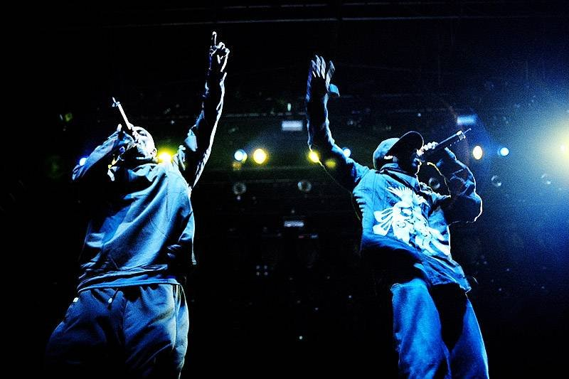 Talib Kweli and the artist formerly known as Mos Def extend Black Star tourdates