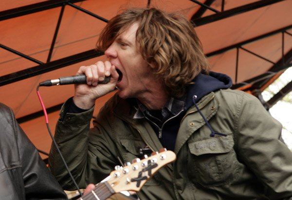 Thurston Moore to tour Europe for the... wait, you're actually counting?