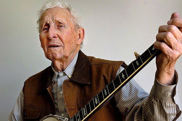 RIP: Wade Mainer, bluegrass banjo pioneer