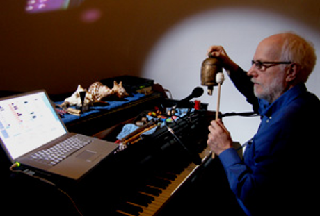 RIP: David Gamper of Pauline Oliveros' Deep Listening Band and See Hear Now