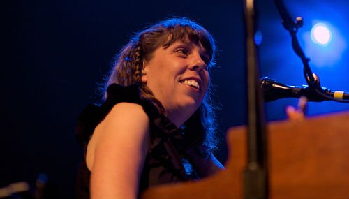 Decemberists' Jenny Conlee's breast cancer in remission