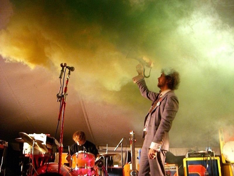 The Flaming Lips take short intermission from 300-hour song to plot Record Store Day release