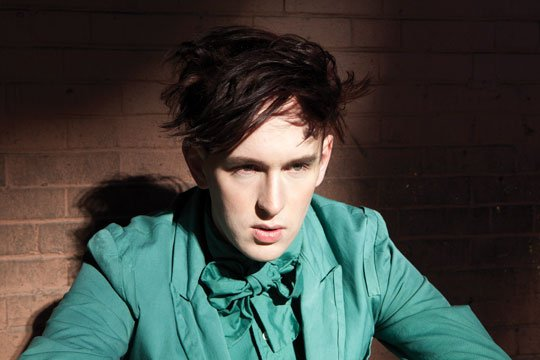 Patrick Wolf says hooray for winter with Brumalia EP