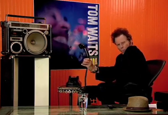 "Tom Waits throws ""private"" Bad as Me listening party (for real this time)"
