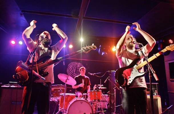 Akron/Family celebrate the launching of their new label by touring the US in January