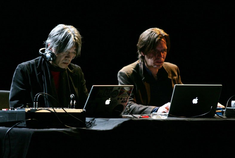 Fennesz and Ryuichi Sakamoto join forces again this December to bring you Flumina on Touch
