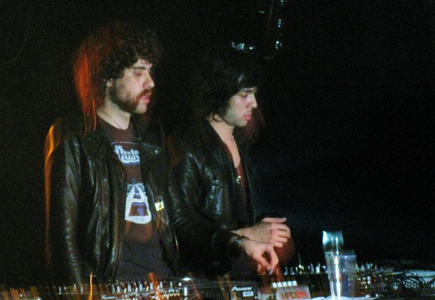 Justice travel the world equipped only with some audio, a bit of video, and disco