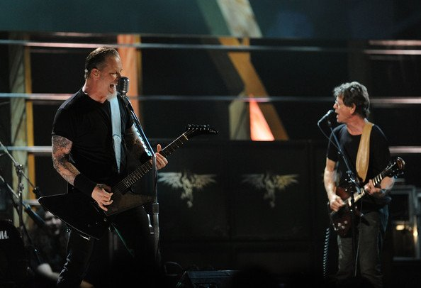 Lou Reed wants to make another album with Metallica; metal fans threatening to kill him