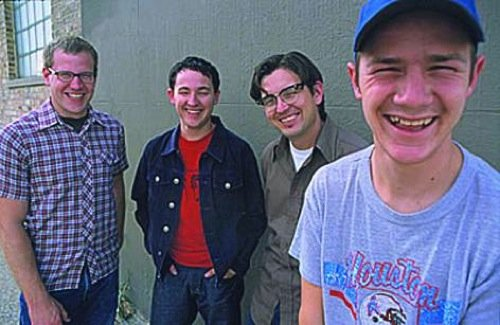 The Promise Ring prep rarities album and rigorous two-city reunion tour, then weep while watching Chasing Amy