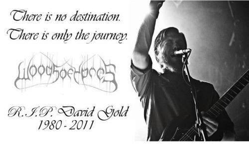 RIP: David Ypres of doom metal group Woods of Ypres