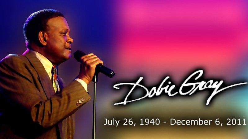 RIP: Dobie Gray, soul singer and songwriter