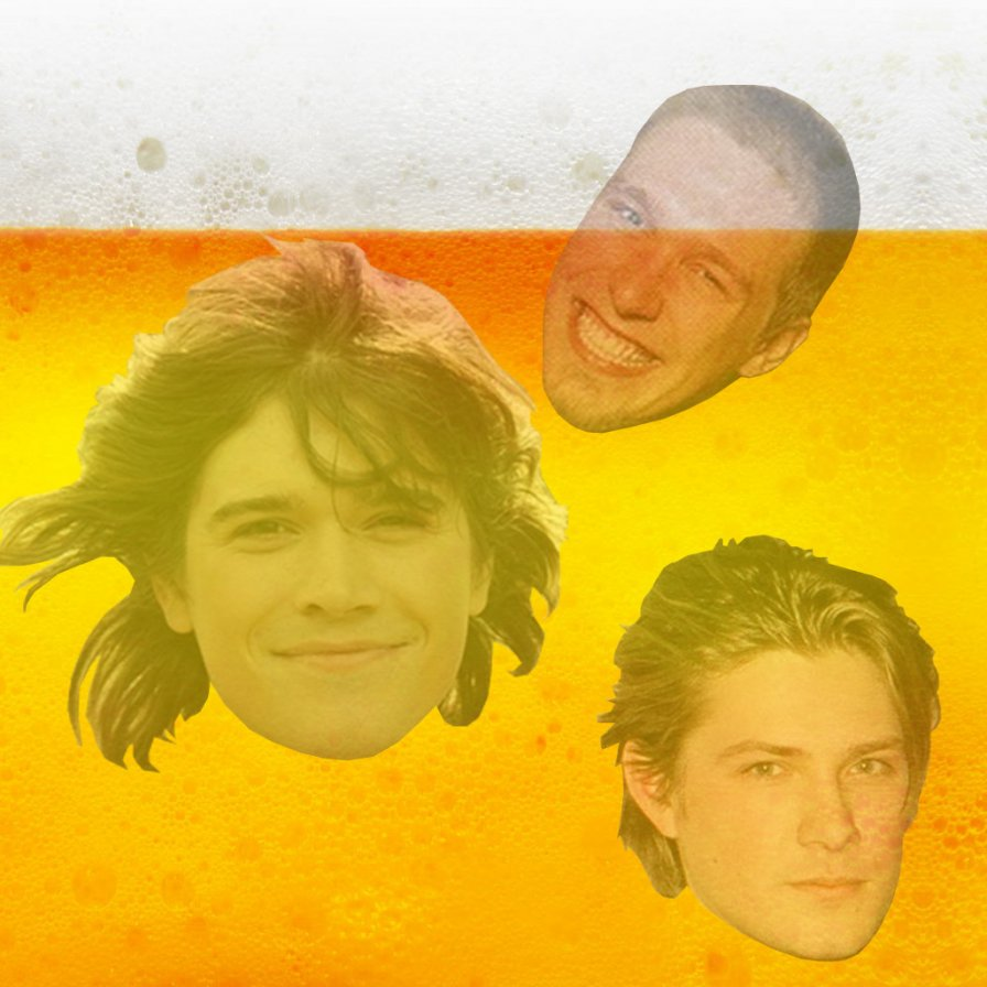 Hanson announce plans to sell their own beer, MMMhop; tentatively consider starting their own police force, MMMcop