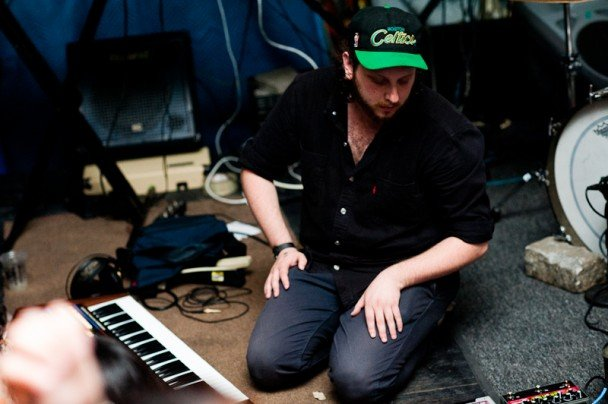 Oneohtrix Point Never stumbles into the MoMA and figures he might as well soundtrack a multimedia project