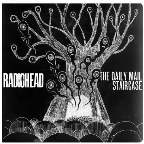 "Radiohead releasing ""The Daily Mail""/""Staircase"" single; will the music industry ever be the same?"