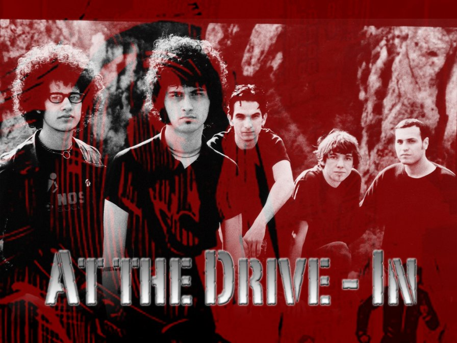 At The Drive-In got back together the other day, but we didn't really rush to report it because, you know, meh...