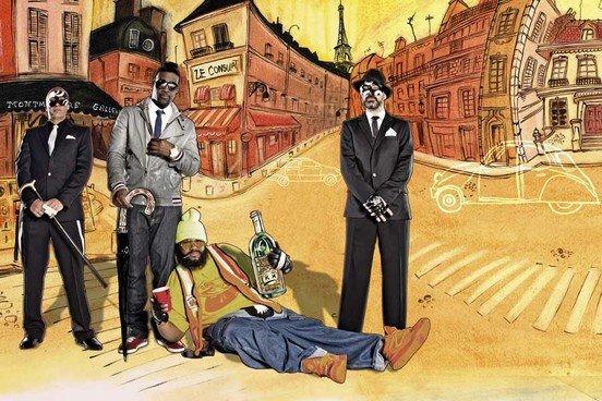 De La Soul's Dave Jolicoeur & Kelvin Mercer follow their Roots and announce new group/concept album