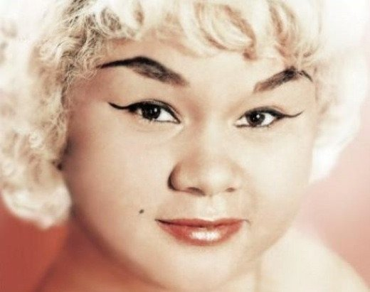 RIP: Etta James