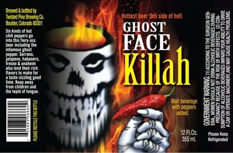 Ghostface Killah gets beer named after him, because who doesn't want to taste Ghostface in their mouth?
