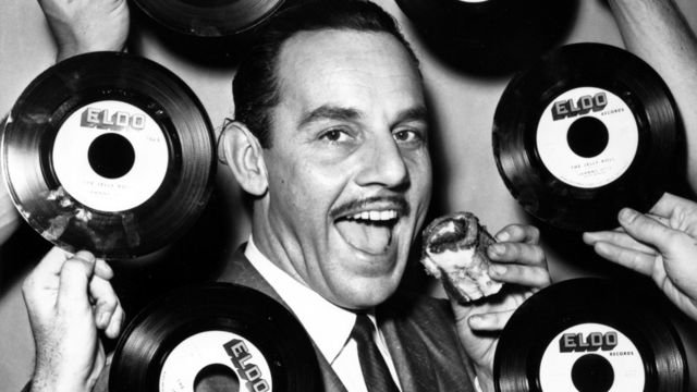 RIP: Johnny Otis, R&B pioneer, bandleader, and disc jockey