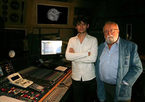 Jonny Greenwood and Krzysztof Penderecki to release joint album in March — a match made in frighteningly dissonant heaven