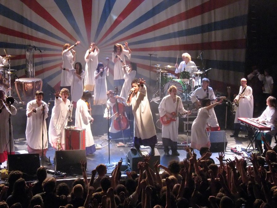 The Polyphonic Spree finally de-robe and bare all on upcoming February tour