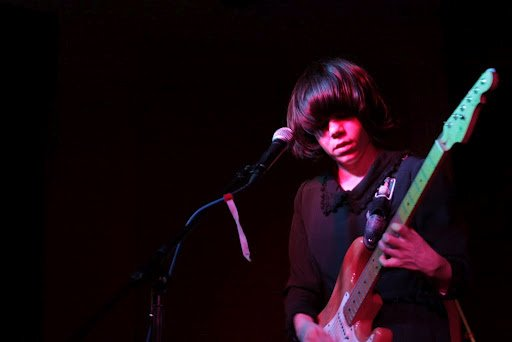 Screaming Females releasing an album in April and touring in February. THIS MEANS I CAN TYPE IN ALL CAPS RIGHT?!!??!?