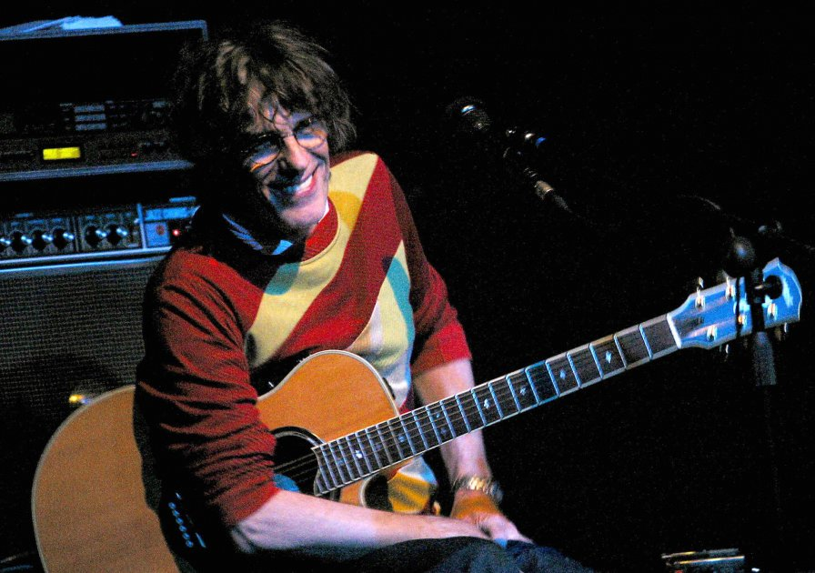 RIP: Luis Alberto Spinetta of Argentine rock group Almendra