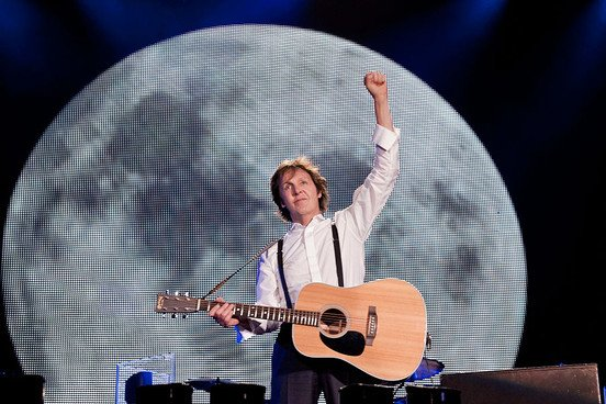 Paul McCartney yanks his solo albums from Spotify. Oh NO! They were all SOOO GOOOOOD!!!