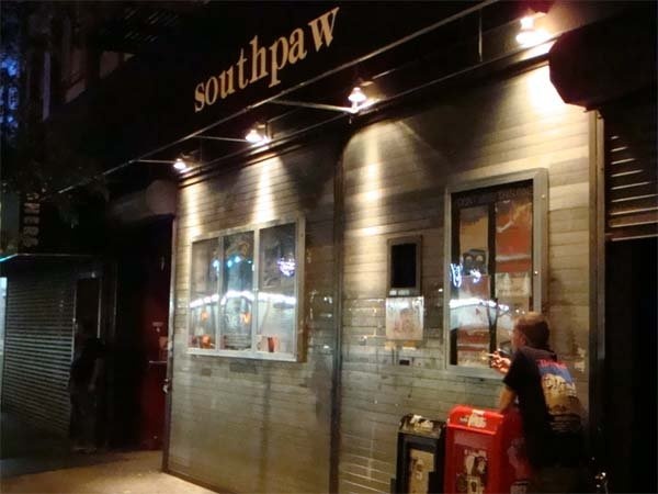 "Southpaw music venue owner ""over Park Slope,"" throws in proverbial towel"