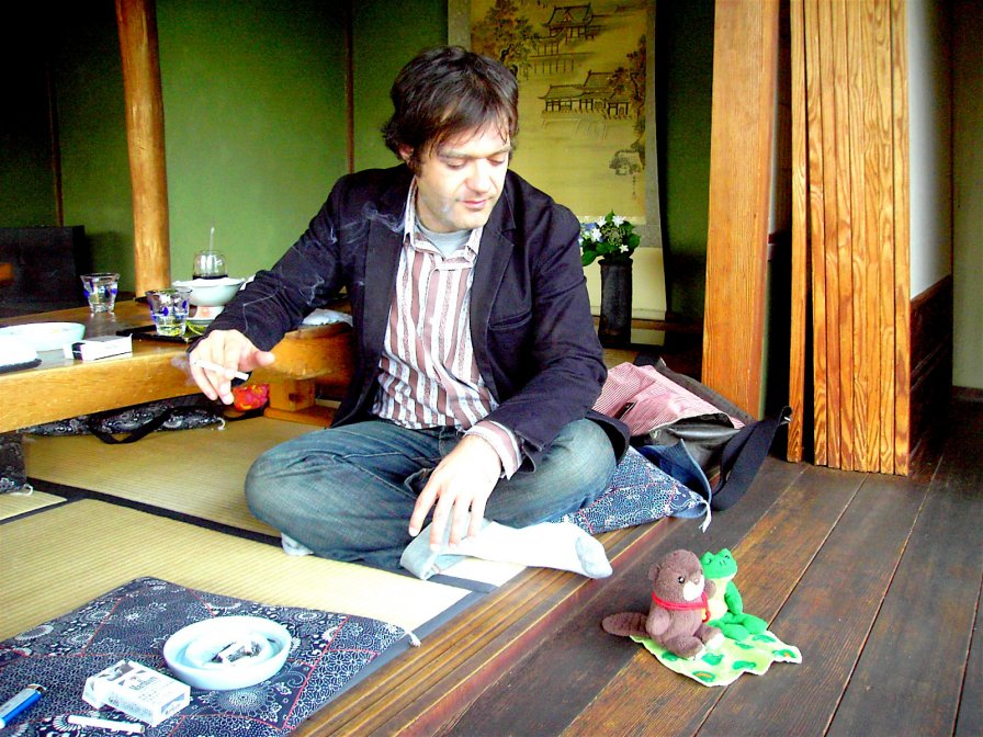 Jim O'Rourke's ATP Japan not happening in April. :'( But it's only been postponed! :') Indefinitely. :'0