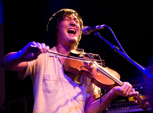 Kishi Bashi to release debut full-length 151a on Joyful Noise — oh my god, that's my apartment number!
