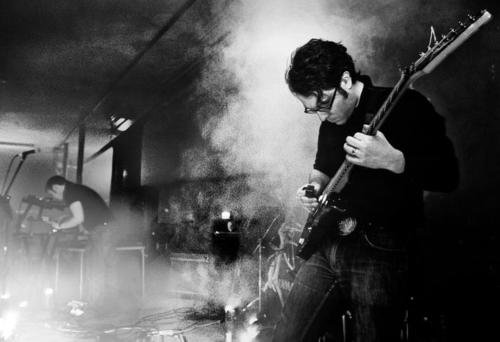 Locrian sign to Relapse, reissue expanded The Clearing, work on new material. Hardcore, man.