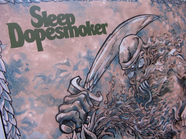 """Southern Lord reissues Sleep's Dopesmoker."" Now, who wants to go to the blackboard to diagram that sentence?"
