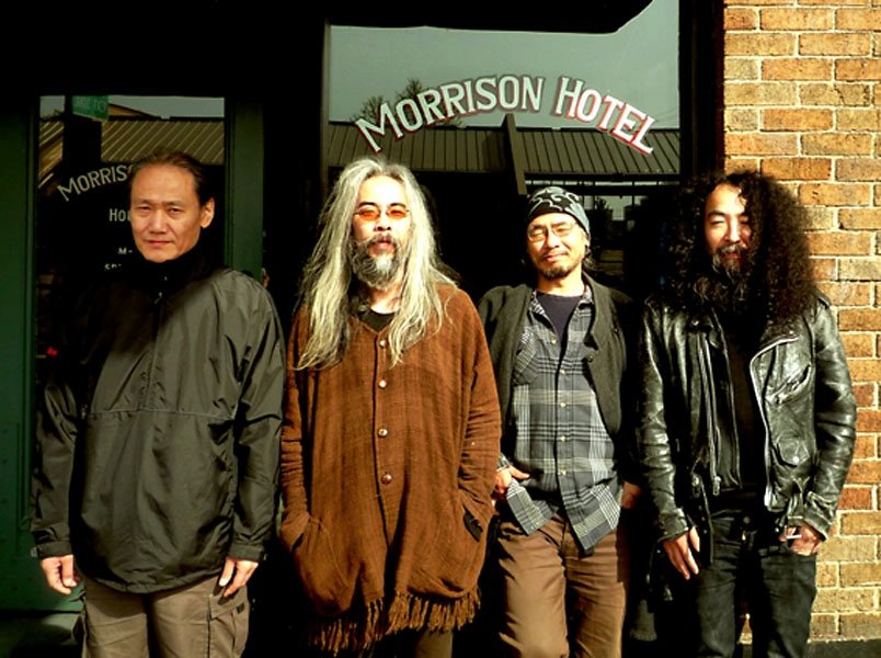 Acid Mothers Temple and Phantom Family Halo will use North America as their psychedelic playground for about a month