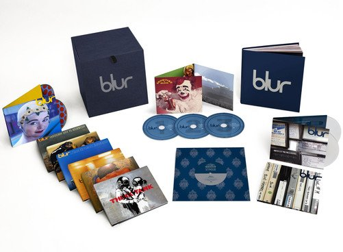 Blur to deluxe-reissue every record ever made by anyone ever, start with their own catalog for simplicity's sake
