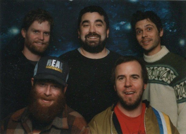 Grandaddy are back! Bow bow bow! Reunion shows at Outside Lands, other places! Daddy squaaaaaaaaad!