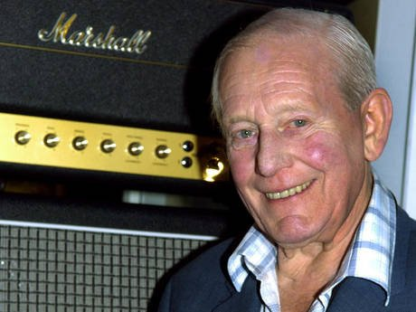 RIP: Jim Marshall, inventor of the Marshall amplifier