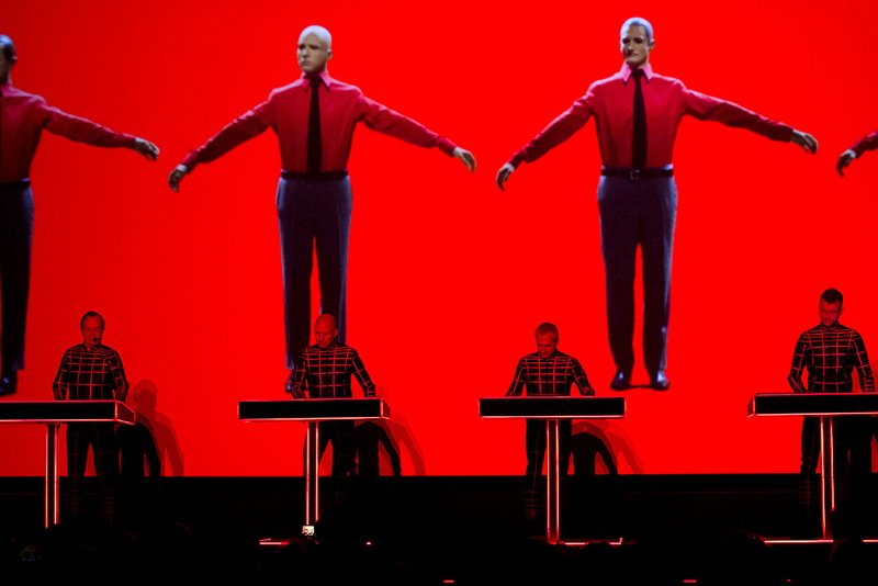 "Kraftwerk claim new album is coming ""soon,"" which is a German unit of time corresponding to the length of exactly one Ring Cycle."