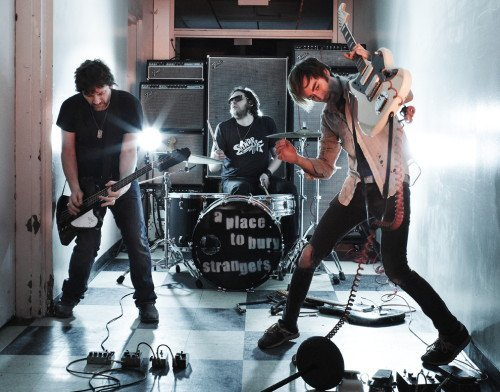 A Place to Bury Strangers tour West Coast with This Will Destroy You, show off split 7-inch with Ceremony