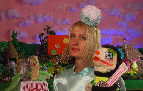 Quintron and Miss Pussycat tour North America, invent device to make your house sing, release more puppet mystery DVDs