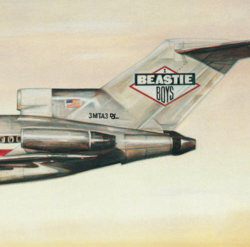 Beastie Boys' Licensed to Ill returns to Billboard's Top 20, simultaneously making a bunch of dudes my age feel really happy and really old