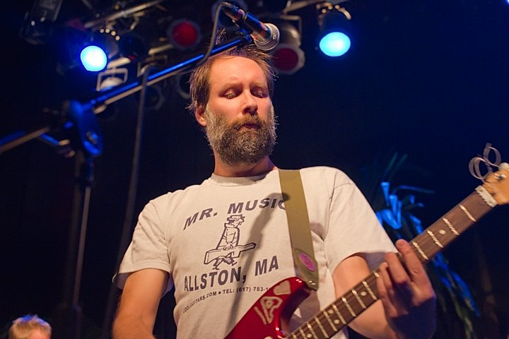 "Built to Spill, being, literally speaking, built to spill things, have, figuratively speaking, ""spilled"" a few things, including news about more tourdates and a new album"