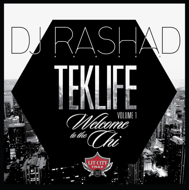 DJ Rashad to release inaugural Lit City album, TEKLIFE Vol. 1, on June 5