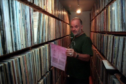 John Peel's virtual record collection springs to life, debuts first weekly batch of 100 LPs, flexes in the mirror