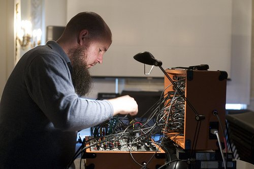 Keith Fullerton Whitman opens up with Occlusions LP, due out in June on Editions Mego