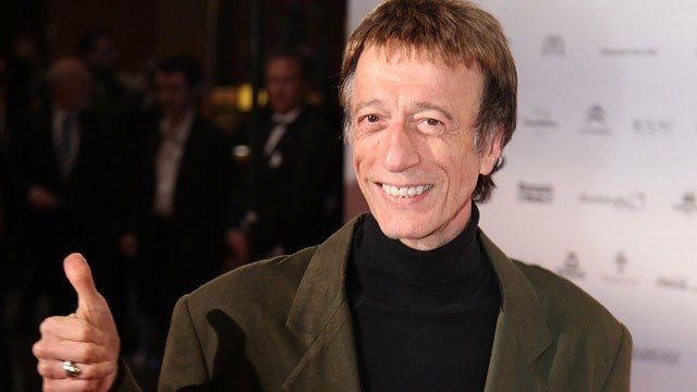 RIP: Robin Gibb, Bee Gees lead singer