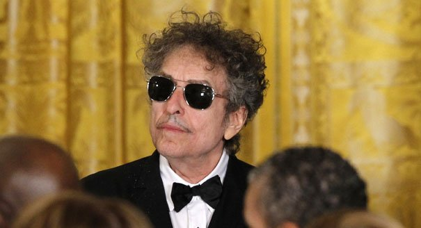 Bob Dylan's recent announcement of North American tourdates was pure poetry, man.