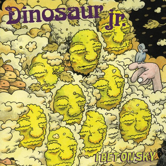 Dinosaur Jr. announce new LP (SPOILER ALERT: J Mascis plays guitar on it)