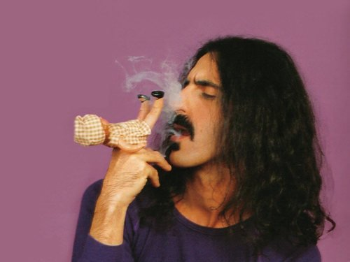 Frank Zappa's back catalog to be completely reissued as a means to make easy endless money