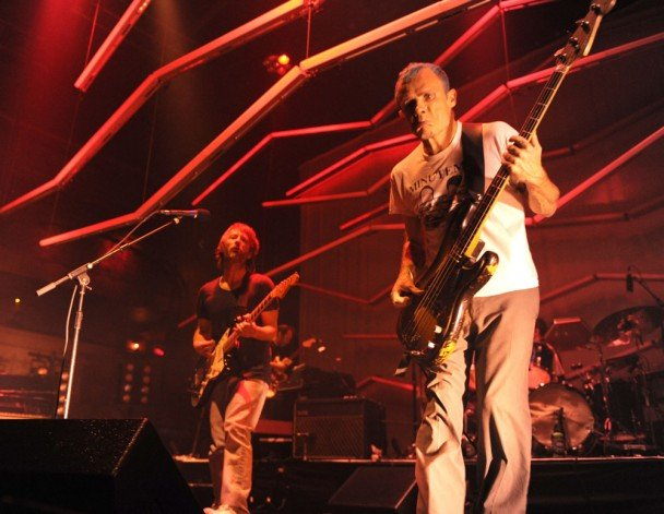 Thom Yorke's new band to release 12-inch single, so I'm pretty sure Radiohead are definitely breaking up